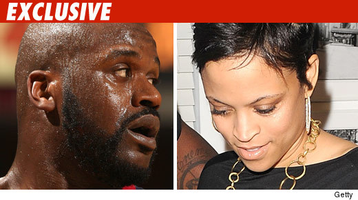 Wife: Shaq Tried Using Son for Death Threats