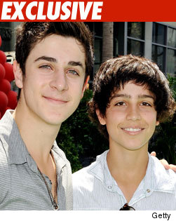 David Henrie 'Waverly Place' Star