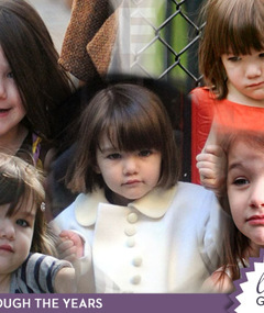 Suri Cruise: Fabulous 4-Year-Old