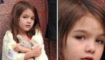 Suri Cruise: Four Years on Earth