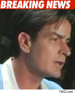 Charlie Sheen -- I'm Totally Buzzed