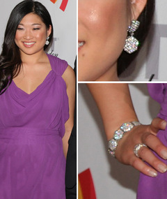 'Glee' Star's Bling -- How Much It Cost?