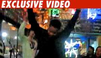 Cuba Gooding Jr. -- The Drunken Bar Toast