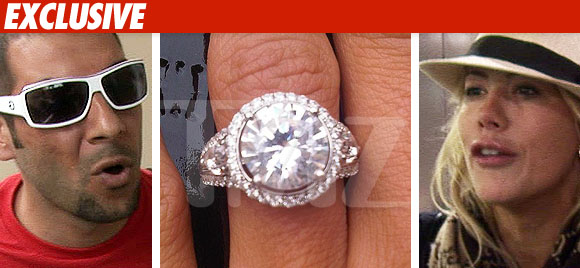 'Bachelor' Bride -- Massive Diamond Uncovered