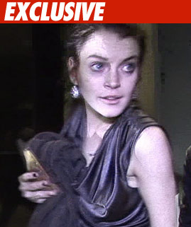Lindsay Lohan Named a 'Suspect' in Rolex Theft