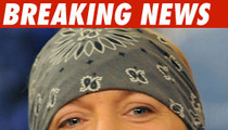 Bret Michaels -- Back on Stage in Two Weeks