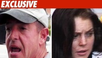 Michael Lohan:  I'm Not Backing Off Anything