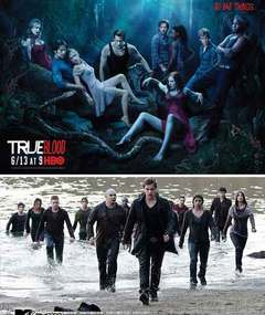 "Vampire Showdown: ""Twilight"" vs. ""True Blood"""