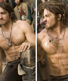 Jake Gyllenhaal's Royally Buff Bod -- Just 'Cuz