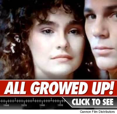 Diane Franklin became famous for starring in '80s films like