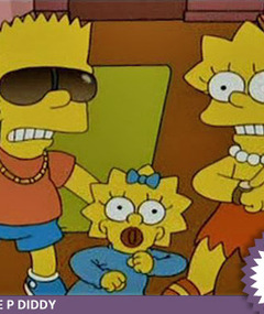 The Simpsons -- Ke$ha Invades Springfield!