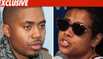 Nas to Kelis:  I Can't Afford You!