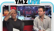 TMZ Live: LiLo, Bombshell, Sheen & Hasselbeck