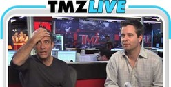 TMZ Live: LiLo, Bombshell, Sheen &amp; Hasselbeck