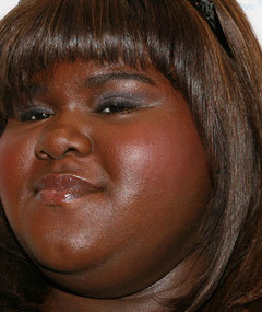 "Gabourey Sidibe -- Full of Birthday ""Glee"""