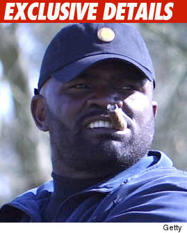Cops Find Condom in Lawrence Taylor Investigation