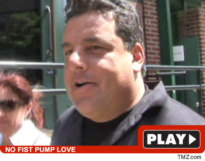 Sopranos star Steve Schirripa's message to Obama -