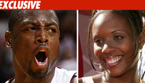 Cops On the Hunt for Dwyane Wade's Wife