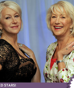 Helen Mirren -- Waxed to Perfection