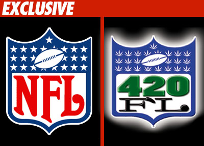 NFL 420 logo