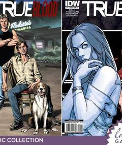 """True Blood"" Comic has Bite"