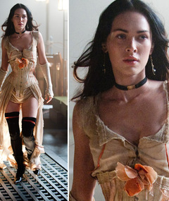 Megan Fox&#039;s &#039;Hex&#039;-y Shot -- Just &#039;Cuz