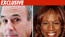 Woman Denies Affair with Matt Lauer