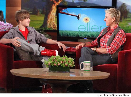 Justin Bieber & Elin