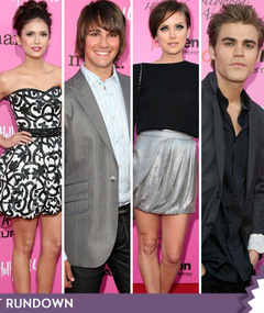 Young Hollywood Awards -- Red Hot Carpet!