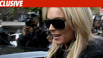 Lindsay Lohan -- It's Everyone's Fault But Mine