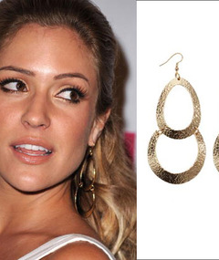 Kristin Cavallari's Earrings -- How Much It Cost?