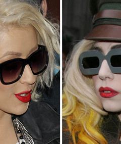 Christina Aguilera: Gaga Is Great