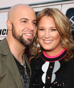 Chris Daughtry: It's Not Over ... It's Twins!