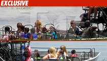 Kate Gosselin -- Bogged Down with Her Kids