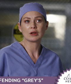 'Grey's' Creator Defends Shocking Finale