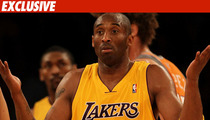 Kobe Bryant -- Six-Figure Silent Treatment