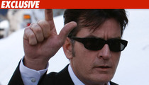 Charlie Sheen May Serve Jail Time in Plea Deal