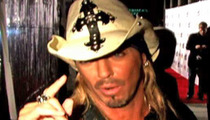 Bret Michaels -- 'Beat Up' After 'Apprentice' Finale