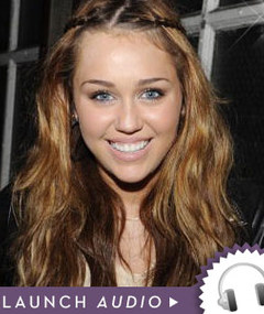 Miley Cyrus -- No College, No Bieber