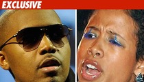 Nas & Kelis -- Officially Divorced!