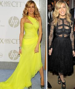 SJP -- Premiere Dresses & the City