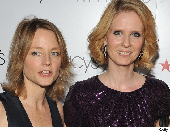 Jodie Foster vs. Cynthia Nixon
