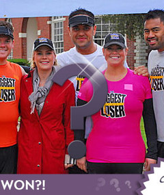 'Biggest Loser' Finale -- Who Lost the Most?