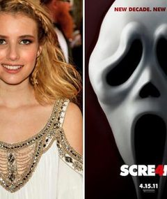 'Scream 4': Emma Roberts In, Greene Out?