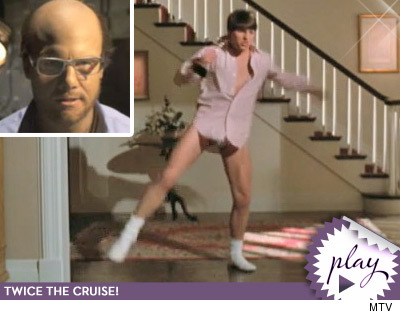tom cruise risky business. Tom Cruise#39;s #39;Risky#39; MTV