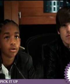 Justin Bieber Teams Up with the 'Karate Kid'