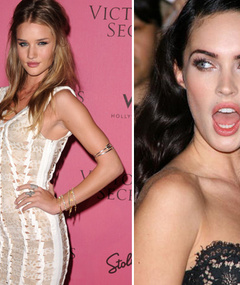 It's Official -- Model Replaces Megan Fox!