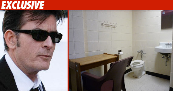 Charlie Sheen Jail
