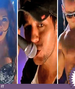 Enrique &amp; &#039;Jersey Shore&#039; Video -- Like &#039;I Like It&#039;?