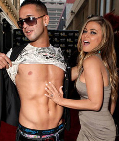 The Situation Gets Love from Carmen Electra